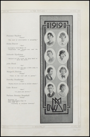 Page 17, 1919 Edition, Des Moines Technical High School - Engineer Yearbook (Des Moines, IA) online yearbook collection