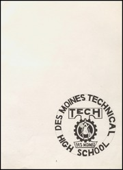Page 7, 1965 Edition, Des Moines Technical High School - Engineer Yearbook (Des Moines, IA) online yearbook collection