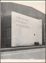 Page 8, 1965 Edition, Des Moines Technical High School - Engineer Yearbook (Des Moines, IA) online yearbook collection