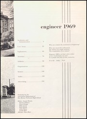Page 7, 1969 Edition, Des Moines Technical High School - Engineer Yearbook (Des Moines, IA) online yearbook collection