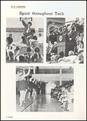 Page 10, 1975 Edition, Des Moines Technical High School - Engineer Yearbook (Des Moines, IA) online yearbook collection