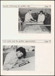 Page 7, 1981 Edition, Des Moines Technical High School - Engineer Yearbook (Des Moines, IA) online yearbook collection