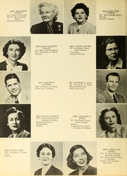 Page 14, 1948 Edition, Temple High School - Cotton Blossom Yearbook (Temple, TX) online yearbook collection