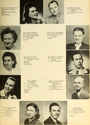 Page 15, 1948 Edition, Temple High School - Cotton Blossom Yearbook (Temple, TX) online yearbook collection