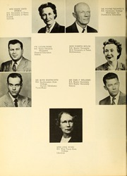 Page 16, 1948 Edition, Temple High School - Cotton Blossom Yearbook (Temple, TX) online yearbook collection