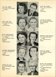 Page 12, 1957 Edition, Temple High School - Cotton Blossom Yearbook (Temple, TX) online yearbook collection