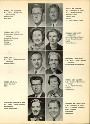 Page 13, 1957 Edition, Temple High School - Cotton Blossom Yearbook (Temple, TX) online yearbook collection