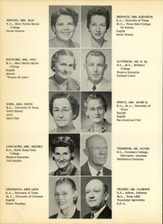 Page 14, 1957 Edition, Temple High School - Cotton Blossom Yearbook (Temple, TX) online yearbook collection