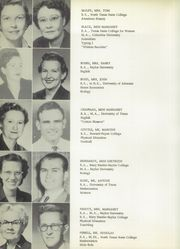 Page 12, 1958 Edition, Temple High School - Cotton Blossom Yearbook (Temple, TX) online yearbook collection