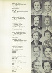 Page 13, 1958 Edition, Temple High School - Cotton Blossom Yearbook (Temple, TX) online yearbook collection