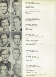 Page 14, 1958 Edition, Temple High School - Cotton Blossom Yearbook (Temple, TX) online yearbook collection