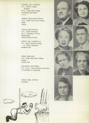 Page 15, 1958 Edition, Temple High School - Cotton Blossom Yearbook (Temple, TX) online yearbook collection