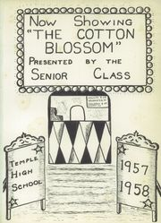 Page 5, 1958 Edition, Temple High School - Cotton Blossom Yearbook (Temple, TX) online yearbook collection