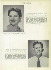 Page 7, 1958 Edition, Temple High School - Cotton Blossom Yearbook (Temple, TX) online yearbook collection