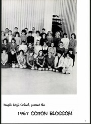 Page 7, 1967 Edition, Temple High School - Cotton Blossom Yearbook (Temple, TX) online yearbook collection