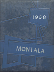 Montevallo High School - Montala Yearbook (Montevallo, AL) online yearbook collection, 1958 Edition, Page 1