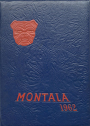 Montevallo High School - Montala Yearbook (Montevallo, AL) online yearbook collection, 1962 Edition, Page 1