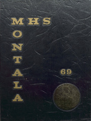 Montevallo High School - Montala Yearbook (Montevallo, AL) online yearbook collection, 1969 Edition, Page 1