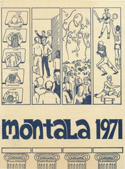 Montevallo High School - Montala Yearbook (Montevallo, AL) online yearbook collection, 1971 Edition, Page 1