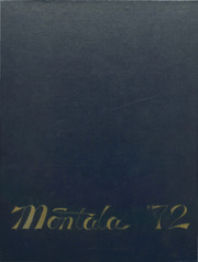 Montevallo High School - Montala Yearbook (Montevallo, AL) online yearbook collection, 1972 Edition, Page 1