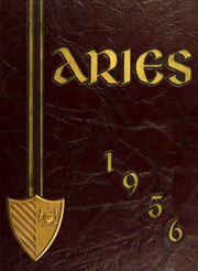 Fordham University School of Business - Aries Yearbook (New York, NY) online yearbook collection, 1956 Edition, Page 1