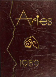 Fordham University School of Business - Aries Yearbook (New York, NY) online yearbook collection, 1959 Edition, Page 1