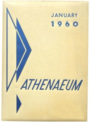 Barringer High School - Athenaeum Yearbook (Newark, NJ) online yearbook collection, 1960 Edition, Page 1