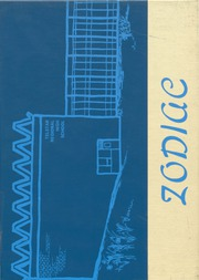 Telstar Regional High School - Zodiac Yearbook (Bethel, ME) online yearbook collection, 1972 Edition, Page 1