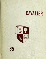 Page 1, 1965 Edition, Gloucester High School - Cavalier Yearbook (Gloucester, VA) online yearbook collection