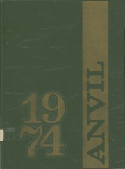 Page 1, 1974 Edition, Smithfield High School - Anvil Yearbook (Smithfield, RI) online yearbook collection