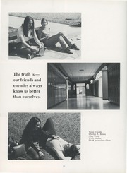 Page 14, 1974 Edition, Smithfield High School - Anvil Yearbook (Smithfield, RI) online yearbook collection