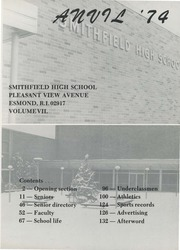Page 5, 1974 Edition, Smithfield High School - Anvil Yearbook (Smithfield, RI) online yearbook collection
