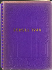 Northwestern Bible School - Scroll Yearbook (Minneapolis, MN) online yearbook collection, 1940 Edition, Page 1