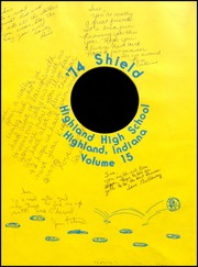 Page 4, 1974 Edition, Highland High School - Shield Yearbook (Highland, IN) online yearbook collection