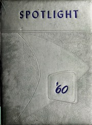 Page 1, 1960 Edition, Spottswood High School - Spotlight Yearbook (Spottswood, VA) online yearbook collection
