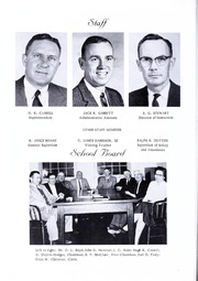 Page 10, 1960 Edition, Spottswood High School - Spotlight Yearbook (Spottswood, VA) online yearbook collection