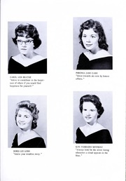 Page 17, 1960 Edition, Spottswood High School - Spotlight Yearbook (Spottswood, VA) online yearbook collection