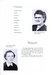 Page 7, 1960 Edition, Spottswood High School - Spotlight Yearbook (Spottswood, VA) online yearbook collection