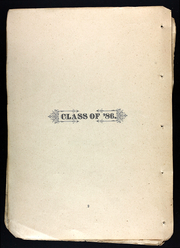 Page 8, 1886 Edition, University of Michigan - Michiganensian Yearbook (Ann Arbor, MI) online yearbook collection