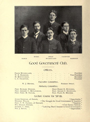 Page 122, 1899 Edition, University of Michigan - Michiganensian Yearbook (Ann Arbor, MI) online yearbook collection