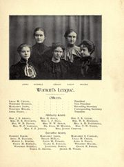 Page 125, 1899 Edition, University of Michigan - Michiganensian Yearbook (Ann Arbor, MI) online yearbook collection