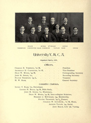 Page 128, 1899 Edition, University of Michigan - Michiganensian Yearbook (Ann Arbor, MI) online yearbook collection