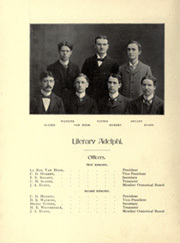 Page 132, 1899 Edition, University of Michigan - Michiganensian Yearbook (Ann Arbor, MI) online yearbook collection