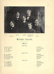 Page 133, 1899 Edition, University of Michigan - Michiganensian Yearbook (Ann Arbor, MI) online yearbook collection