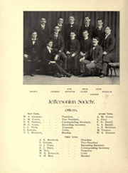 Page 134, 1899 Edition, University of Michigan - Michiganensian Yearbook (Ann Arbor, MI) online yearbook collection
