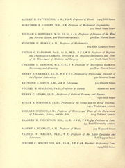 Page 26, 1899 Edition, University of Michigan - Michiganensian Yearbook (Ann Arbor, MI) online yearbook collection