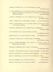 Page 30, 1899 Edition, University of Michigan - Michiganensian Yearbook (Ann Arbor, MI) online yearbook collection
