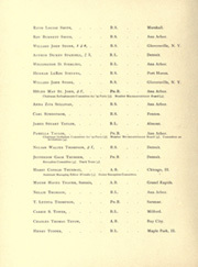 Page 54, 1899 Edition, University of Michigan - Michiganensian Yearbook (Ann Arbor, MI) online yearbook collection