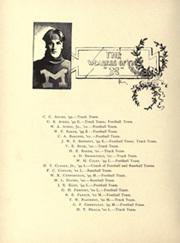 Page 80, 1899 Edition, University of Michigan - Michiganensian Yearbook (Ann Arbor, MI) online yearbook collection