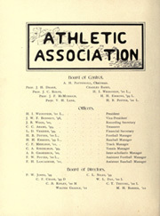 Page 82, 1899 Edition, University of Michigan - Michiganensian Yearbook (Ann Arbor, MI) online yearbook collection